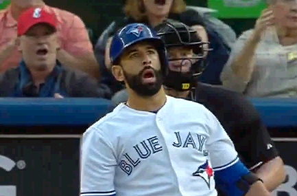 Jose Bautista Maintains Douche Bag Status, World Continues to Rotate on it's Axis