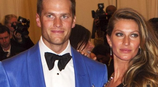 Gisele Speaks… NFL cringes