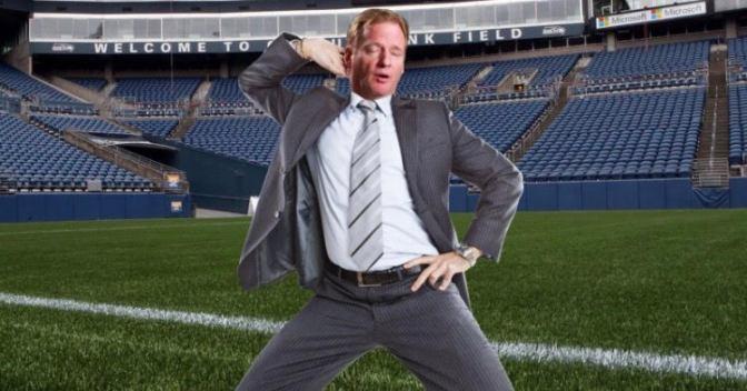 NFL Cools Down Celebration Rules