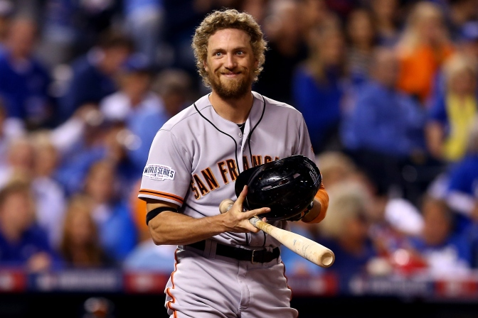 San Francisco Giants Continue Trend of Being Baseball's Version of the Weird Kid That Sits Alone at Lunch
