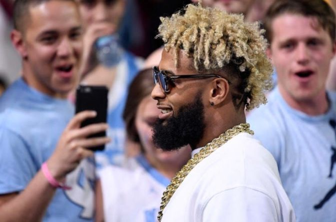 Odell Beckham Jr. Misses Another Day of OTAs, Giants Set To Go 0-16