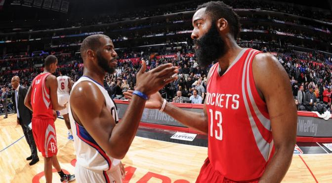 Rockets Decide Not to Roll Over and Die for the Warriors by Acquiring Chris Paul