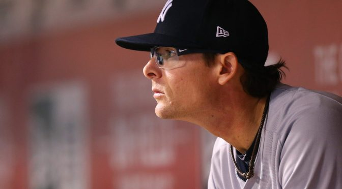 Tyler Clippard Majored in Blowing Close Games