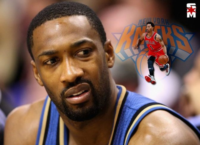 A Year Later, Let's Look Back at the Derrick Rose Trade- That Is, Through the Eyes of Gilbert Arenas