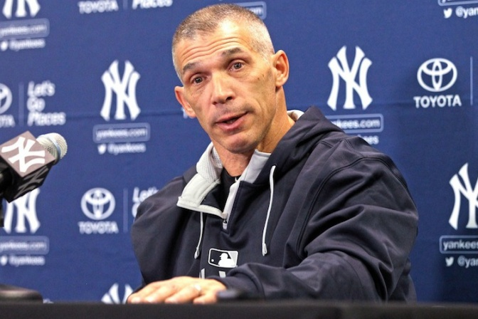 Open Letter to Joe Girardi on How to Manage this Team to the Playoffs