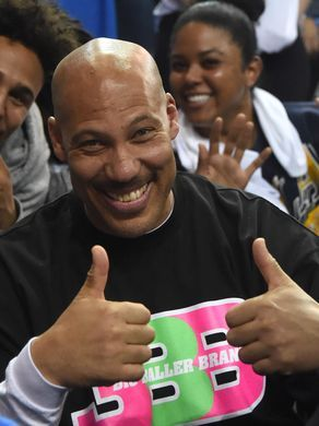 With the Second Overall Pick In the 2017 NBA Draft, the Los Angles Lakers Select…LaVar Ball?