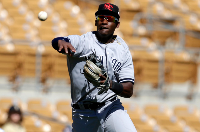 The Yankees' Youth Movement is Wildly Entertaining