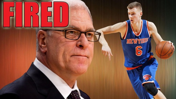 Phil Jackson Fired, Knicks Fans Can Return to Normal Level of Misery