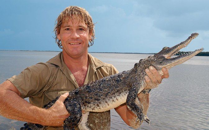 A Couple Classic Steve Irwin Videos To Prove This Guy Was an Australian Stud
