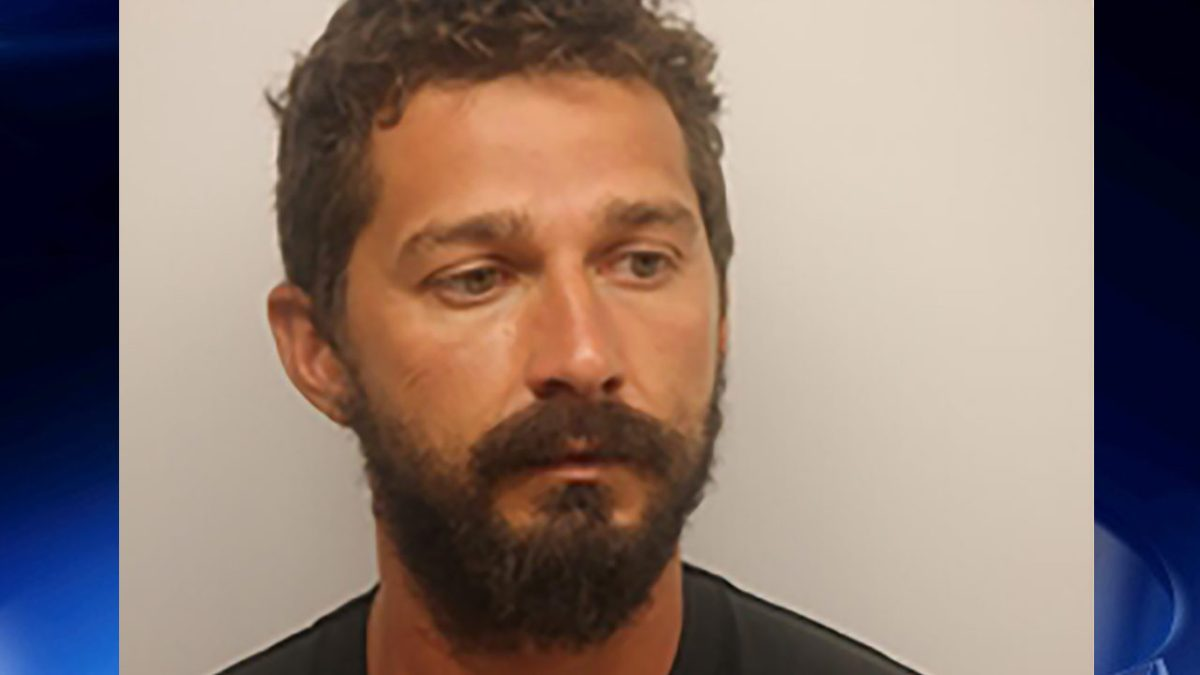 LaBeouf Deserves an Oscar Nod for this Arrest