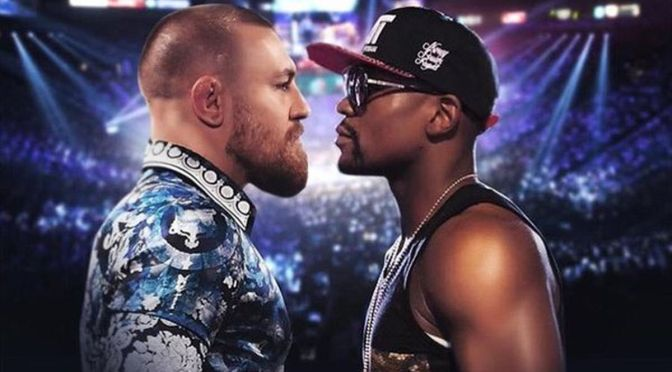 If This Promo Video Doesn't Get You Hyped For Mayweather v. McGregor You're Probably Dead Inside