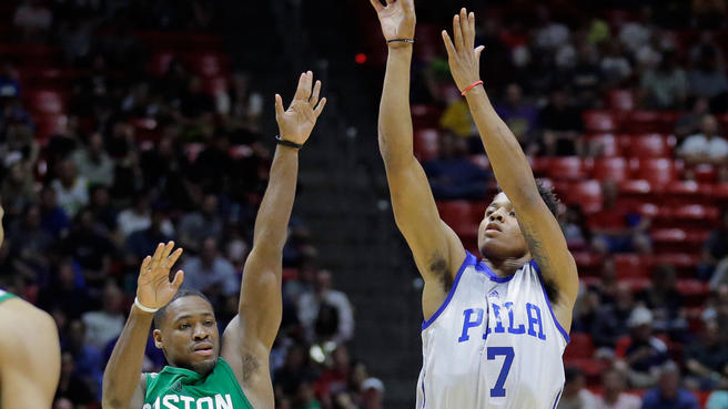 What Sixers Fans Want to See in Game 2 of Summer League