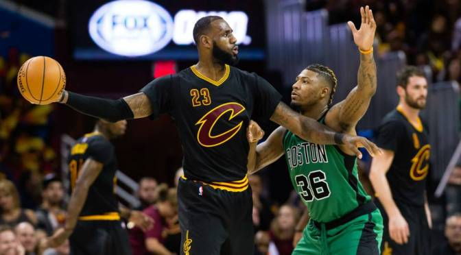 The East is Going to be Really Bad, and LeBron Needs to Take Advantage