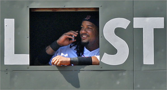 BTBspiracies: Manny Ramirez – Illegal Rat Fighting Ring Organizer?