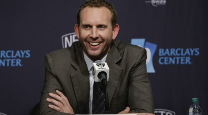 Extreme Makeover: Brooklyn Nets Edition a Production by Sean Marks
