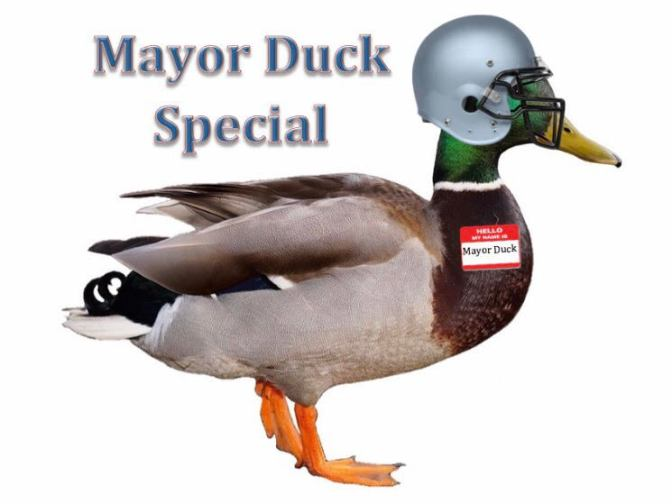 "Mayor Duck Special – Ep. 3 ""Panthers @ Texans"""