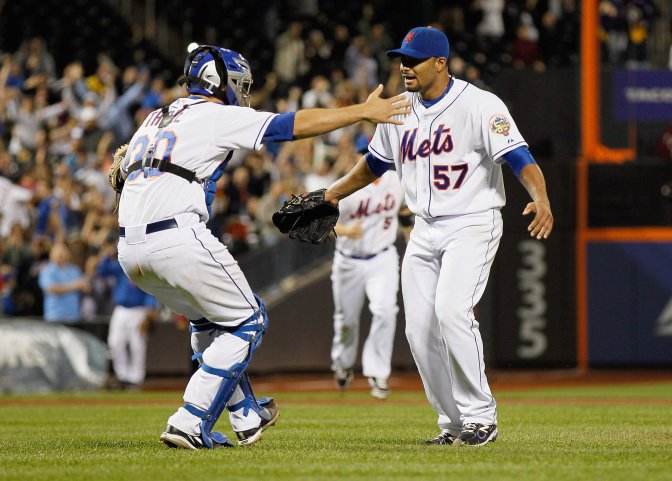 How Should We Look at Johan Santana's No-Hitter?