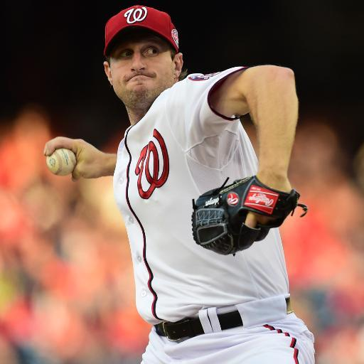 Quick Reminder That Max Scherzer is in a Triple Crown Race