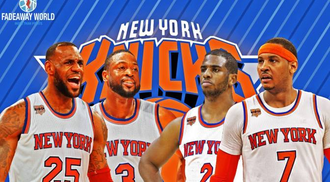 What the Kyrie Trade Means From a Knicks Fan's Perspective