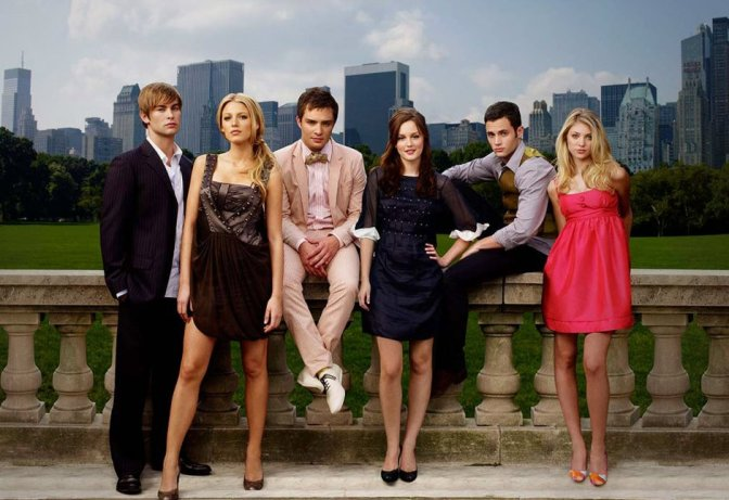 First Ever Guys on Gossip Girl Podcast