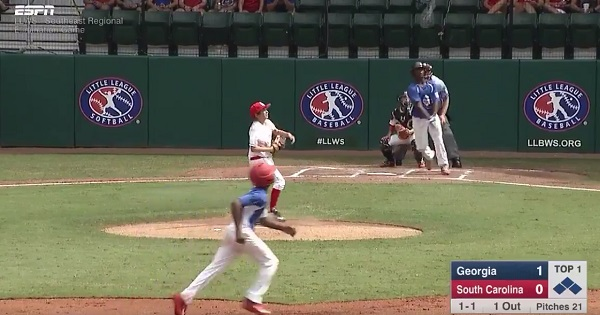 """This """"12"""" Year Old Blasts 7,000 Foot Home Run; Little League Enters 1st Steroid Era"""