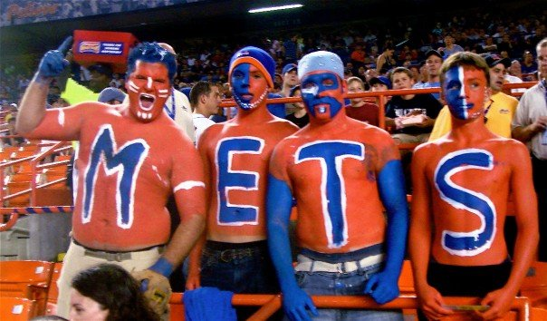 Mets Fans are Morons