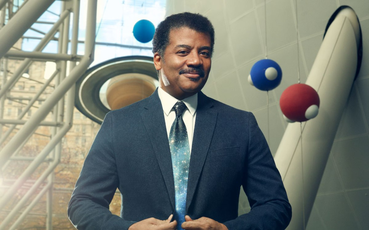 Neil deGrasse Tyson Proves That Science is the Biggest Buzzkill Ever