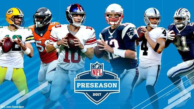 Preseason Football is a Tease