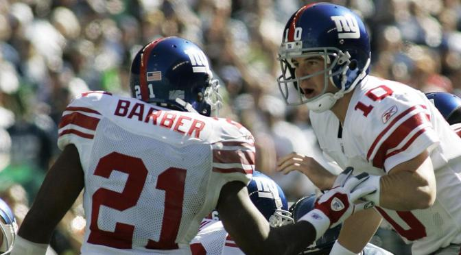 This Day in Sports: Tiki Calls Out Eli