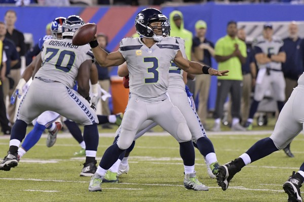 Seahawks Embarrass Giants at Home; Continue Success at MetLife