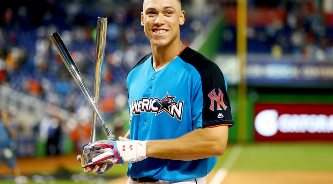 Don't Tell Me I Can't Hate On Aaron Judge Just Because He's a Good Guy and a Young Star in the MLB