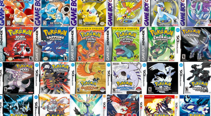 Is Playing Pokemon Over Thanksgiving Break in College Weird?