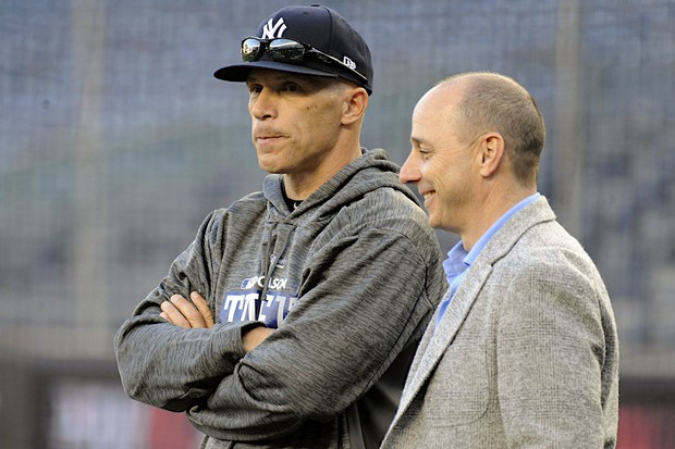 Can We Please Get Some Clarity With the Yankees' Manager Search?