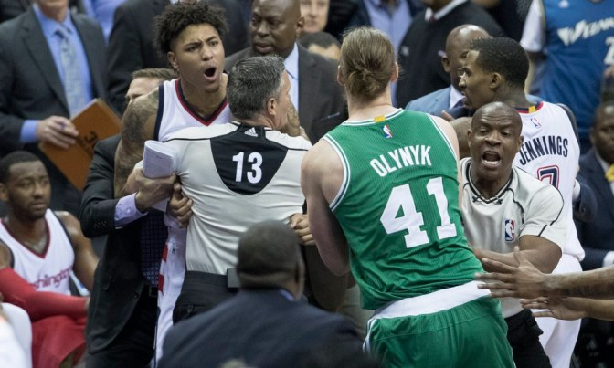 A Year Later: Celtics-Wizards             Christmas  Preview