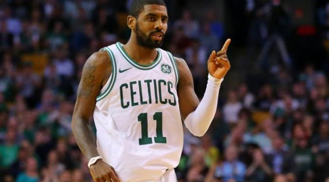 The Leadership Role of Kyrie Swervin'