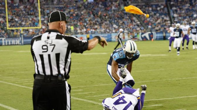 Three Penalty Rules That the NFL Should Change