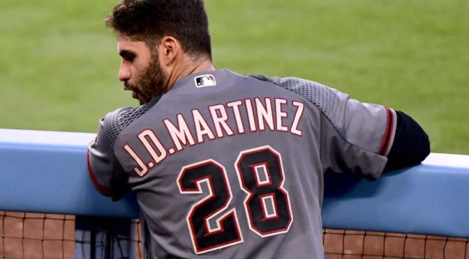 8ac3ae98ff What the Balance of Power Looks Like in the AL East after the JD Martinez  Signing