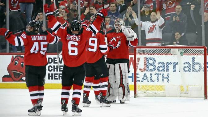 NHL (and Devils) Playoff Preview