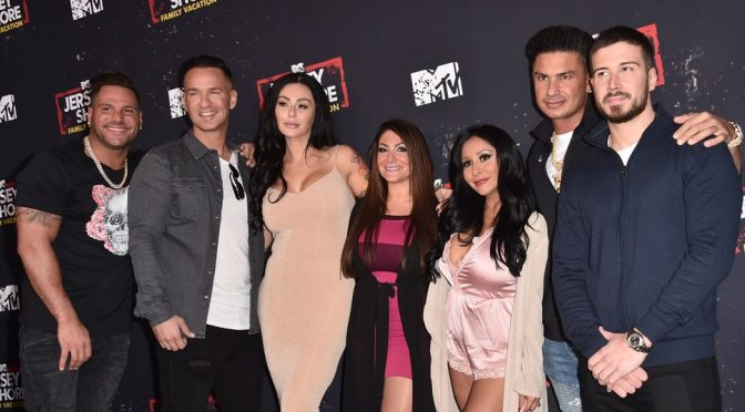 """""""Jersey Shore – Family Reunion"""" Was a Delight…Let's Do It Again in 2023!"""