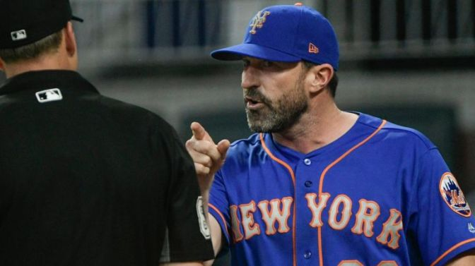 Mickey Callaway is Going to Be One-and-Done