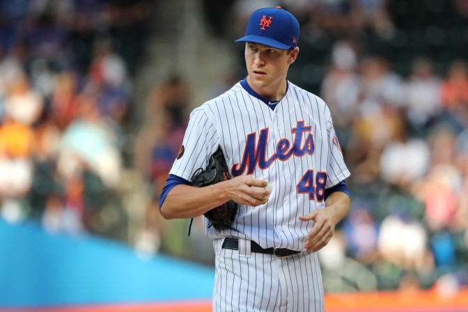 The Benefits of Tanking: How deGrom and the Mets Should Learn from the Sixers, Angelina, and Octomom