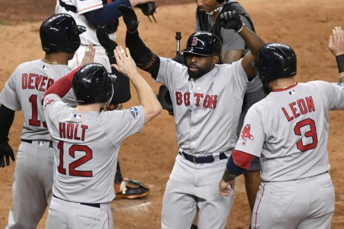 Watching the Red Sox Win the World Series Is Not What You Want