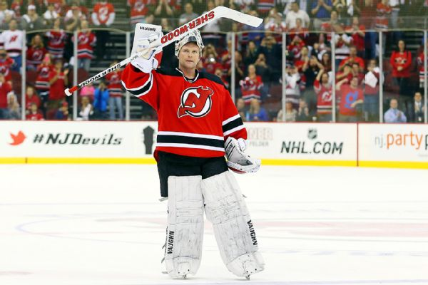 Celebrating My Favorite Professional Athlete of All Time, Martin Brodeur