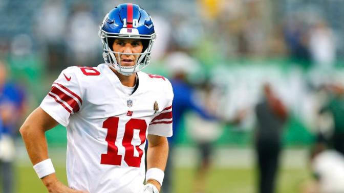 Giants Fans Ruined Their Chances of Moving On From Eli Manning