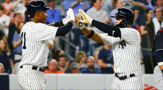 They Might Not Win, But Let's Appreciate the Yankees' ROY Candidates
