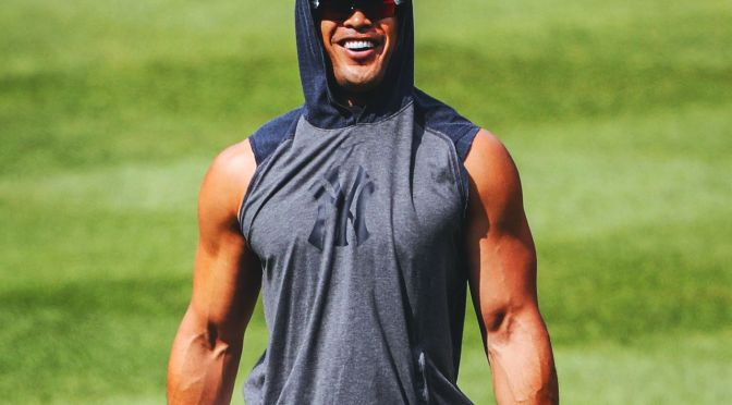 Do I Have A Crush On Giancarlo Stanton?
